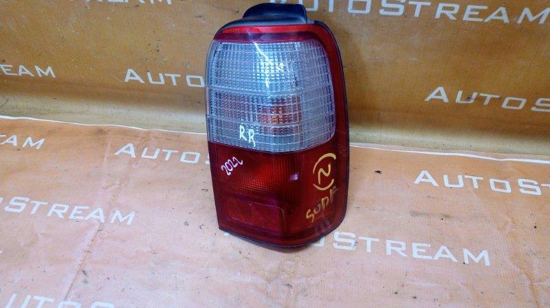 Стоп-сигнал Toyota Hilux Surf KZN185 1KZ-TE 1999 задний правый