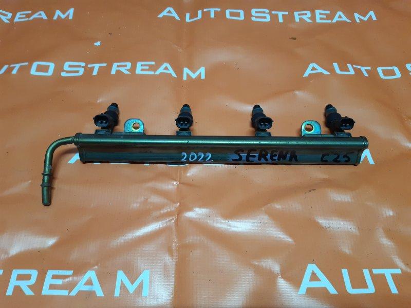 Топливная рейка Nissan Serena C25 MR20DE 2005