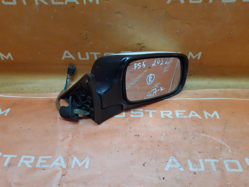 Зеркало Subaru Forester SF5 EJ205 1997 переднее правое