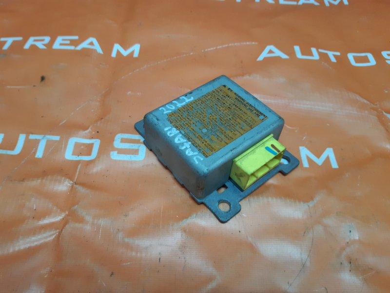 Блок управления airbag Nissan Safari WYY61 RD28 1997