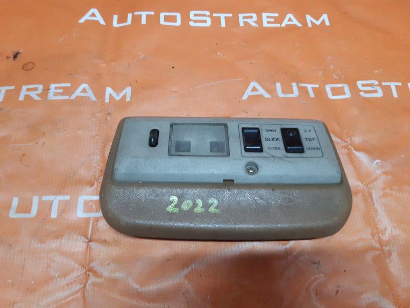 Блок управления люком Toyota Land Cruiser Prado LJ78 2LT 1991
