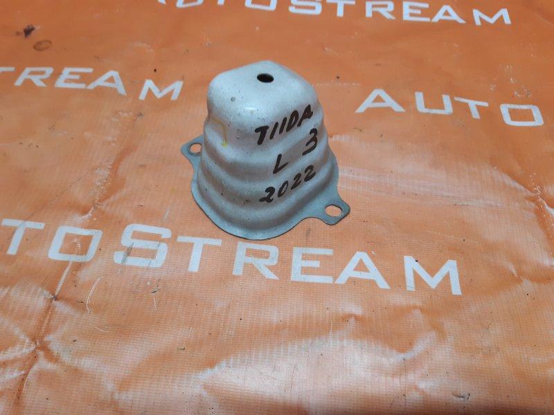 Клык бампера Nissan Tiida Latio SC11 HR15 2007 задний левый