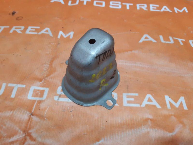 Клык бампера Nissan Tiida Latio SC11 HR15 2007 задний правый