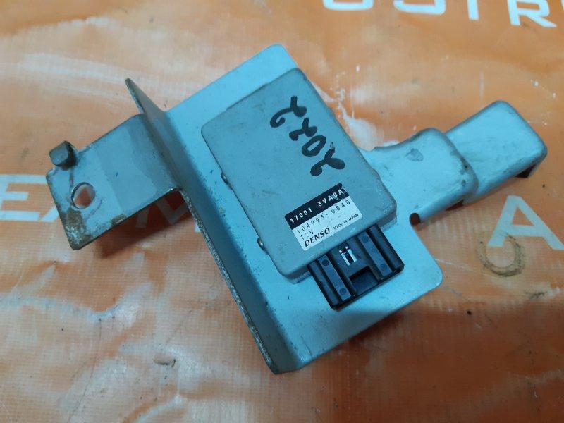 Блок управления замками Nissan Note E11 HR15 2005