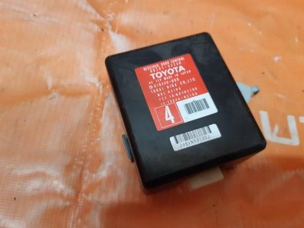 Блок управления дверьми Toyota Vitz KSP90 1KR 2006