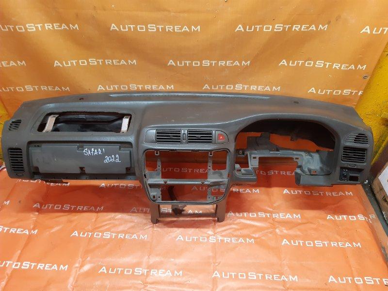 Торпеда Nissan Safari WYY61 RD28 1997