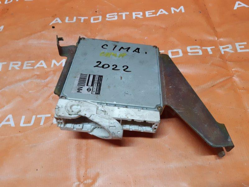 Блок управления efi Nissan Cima GF50 VK45 2005