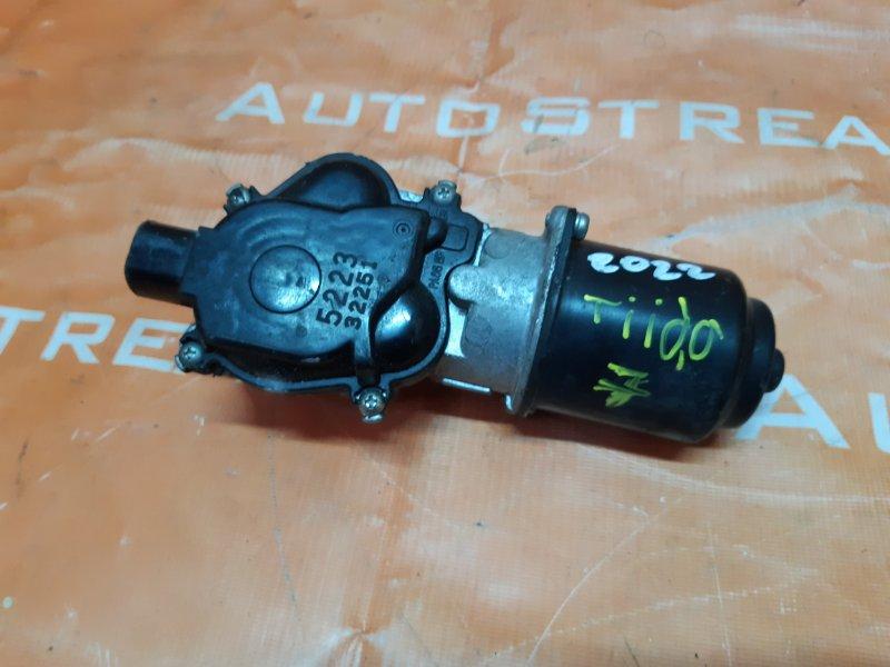 Мотор дворников Nissan Tiida Latio SC11 HR15 2007