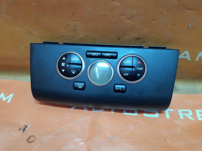 Блок управления климат-контролем Nissan Tiida Latio SC11 HR15 2007