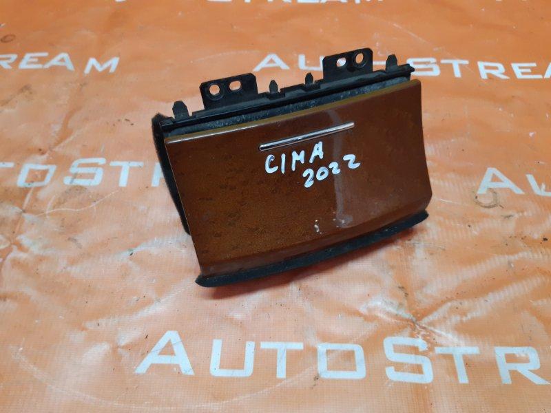 Пепельница Nissan Cima GF50 VK45 2005 нижняя
