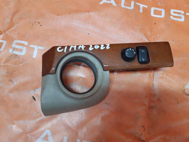 Блок управления зеркалами Nissan Cima GF50 VK45 2005