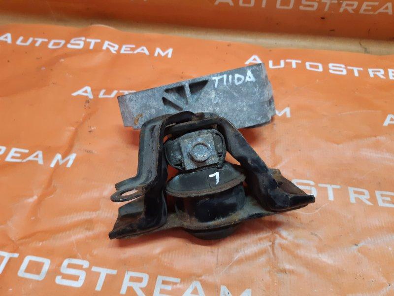 Подушка двигателя Nissan Tiida Latio SC11 HR15 2007 правая