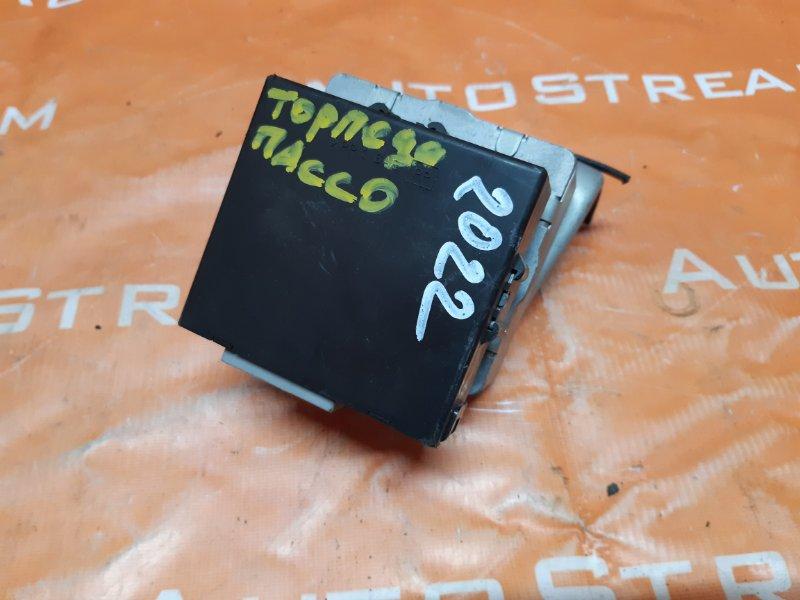 Блок управления рулевой рейкой Toyota Passo KGC10 1KR 2005