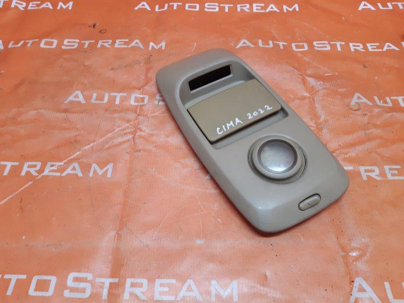 Плафон Nissan Cima GF50 VK45 2005 задний