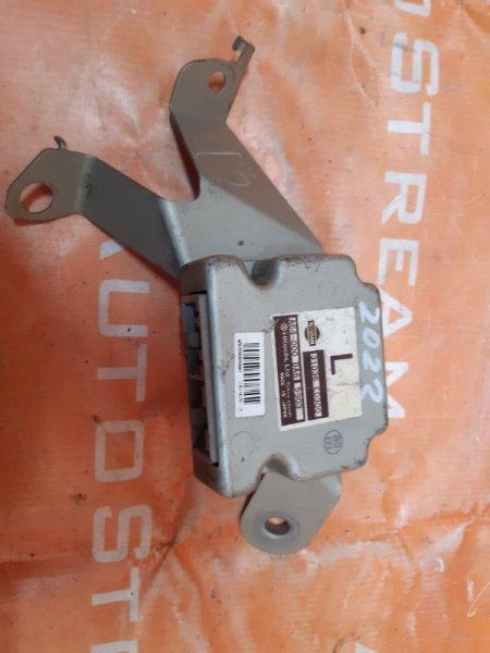 Блок переключения кпп Nissan Tiida Latio SC11 HR15 2007