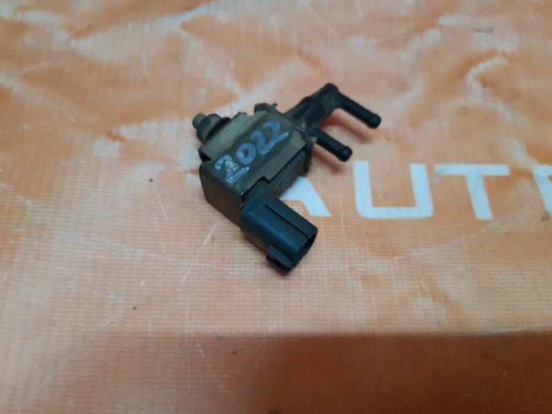 Вакуумный клапан Nissan Serena C25 MR20DE 2005