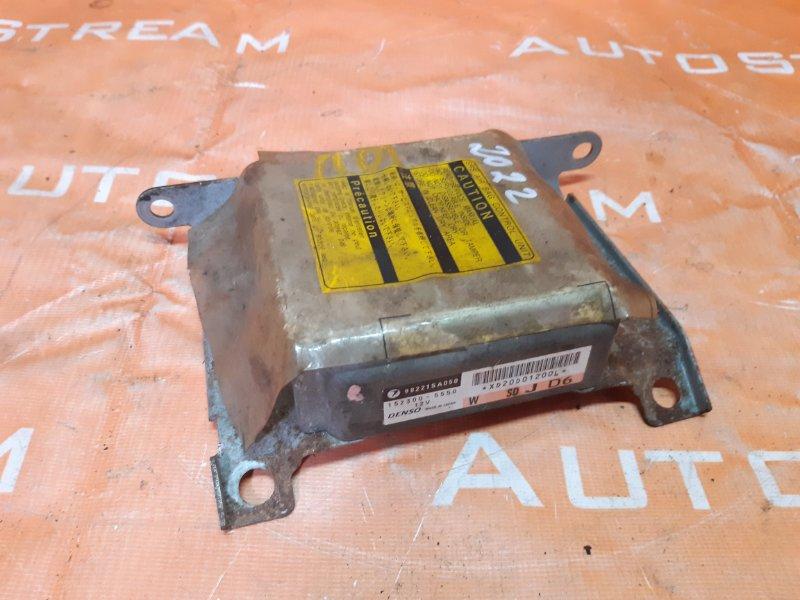 Блок управления airbag Subaru Forester SG5 EJ205 2002