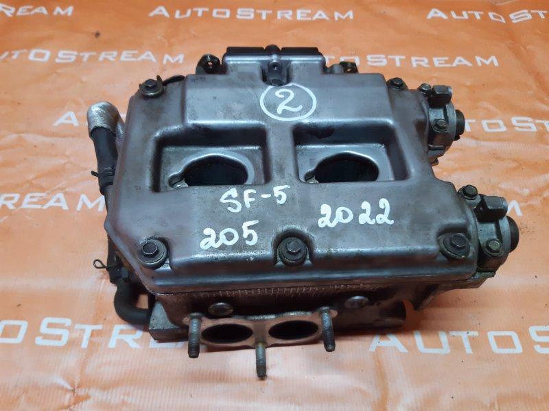 Головка блока цилиндров Subaru Forester SF5 EJ20 1997 правая