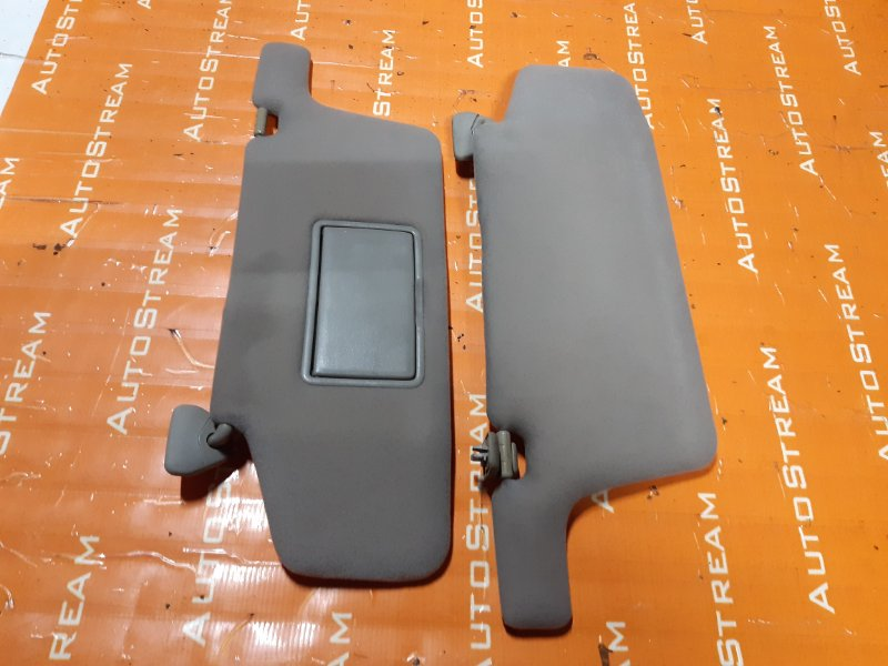 Козырек солнцезащитный Toyota Vista Ardeo SV55 3S-FE 1998 правый