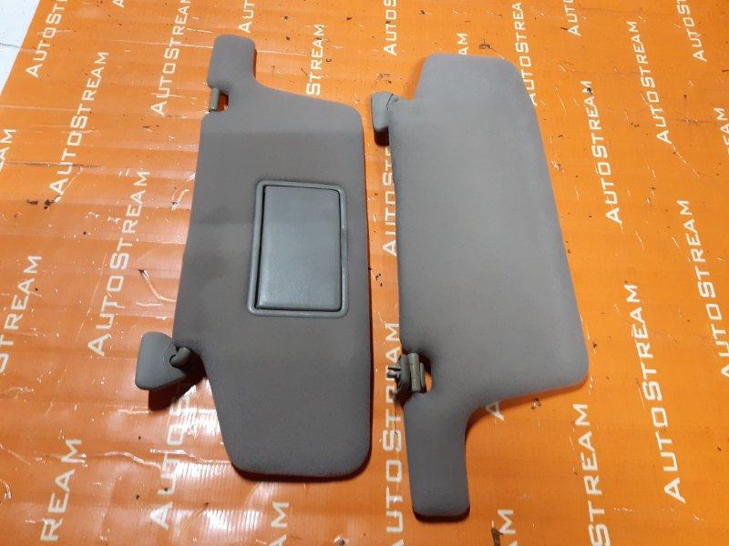 Козырек солнцезащитный Toyota Vista Ardeo SV55 3S-FE 1998 левый