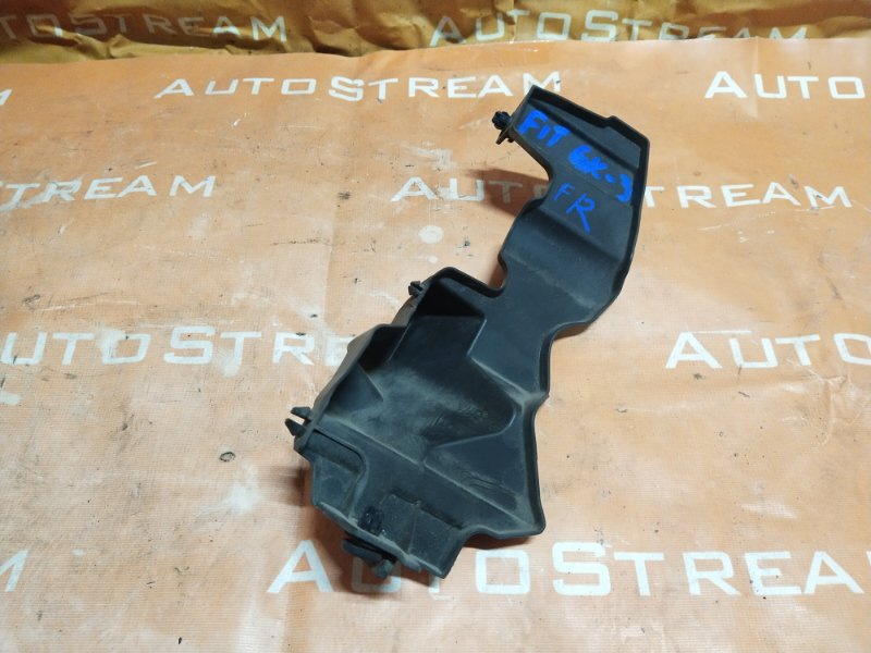 Защита радиатора Honda Fit GK L13B передняя правая