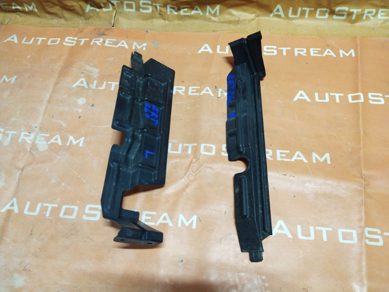 Защита радиатора Toyota Allion NZT260 1NZFE 2012