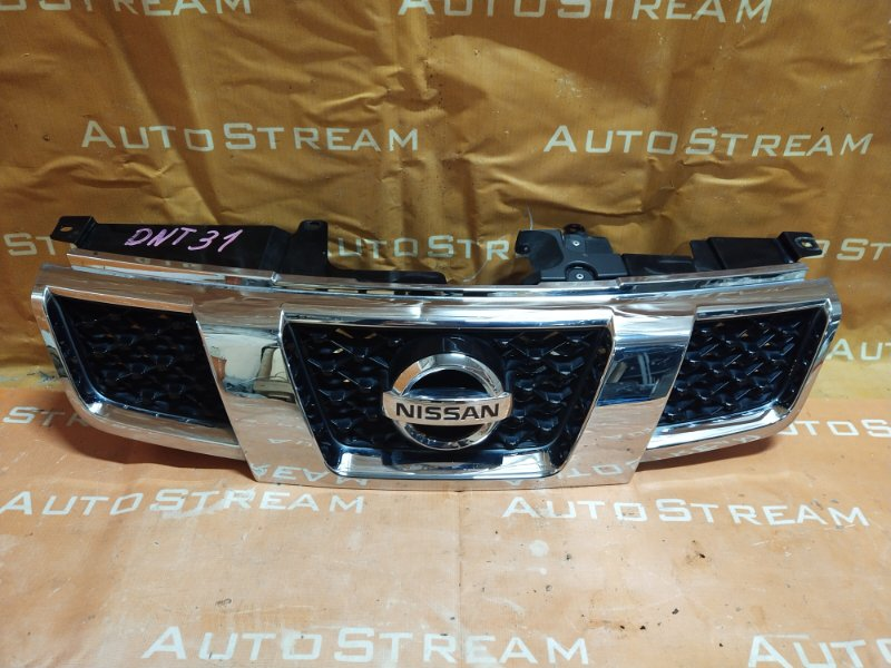 Решетка радиатора Nissan X-Trail DNT31