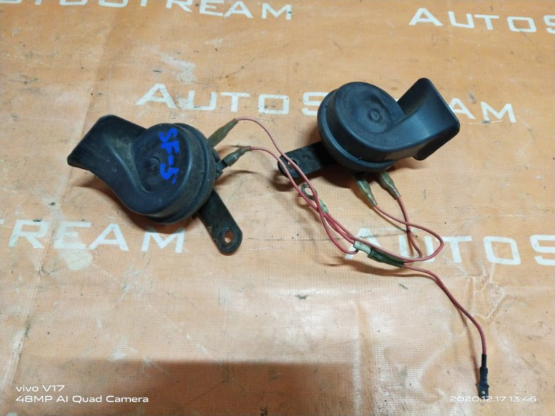 Сигнал звуковой Subaru Forester SF5 EJ205