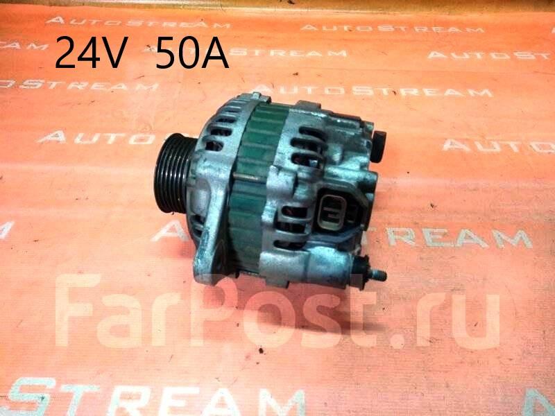 Генератор Mitsubishi Canter 4M50T 2007