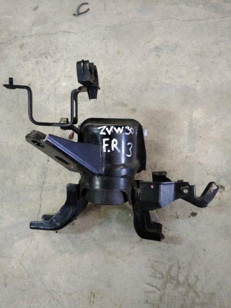 Подушка двигателя Toyota Prius ZVW30 2ZRFXE 2010 правая