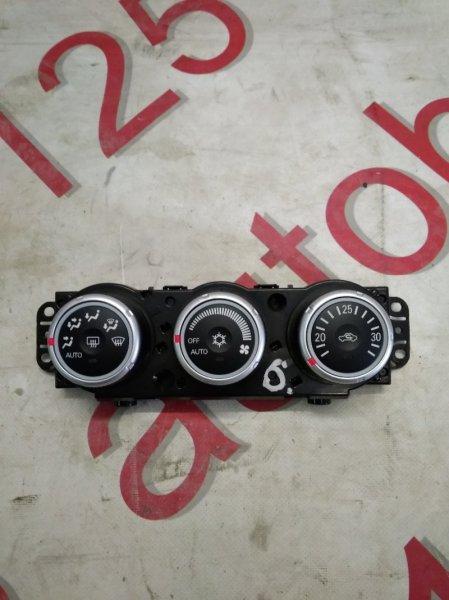 Блок управления климат-контролем Mitsubishi Outlander CW5W 4B12 2007