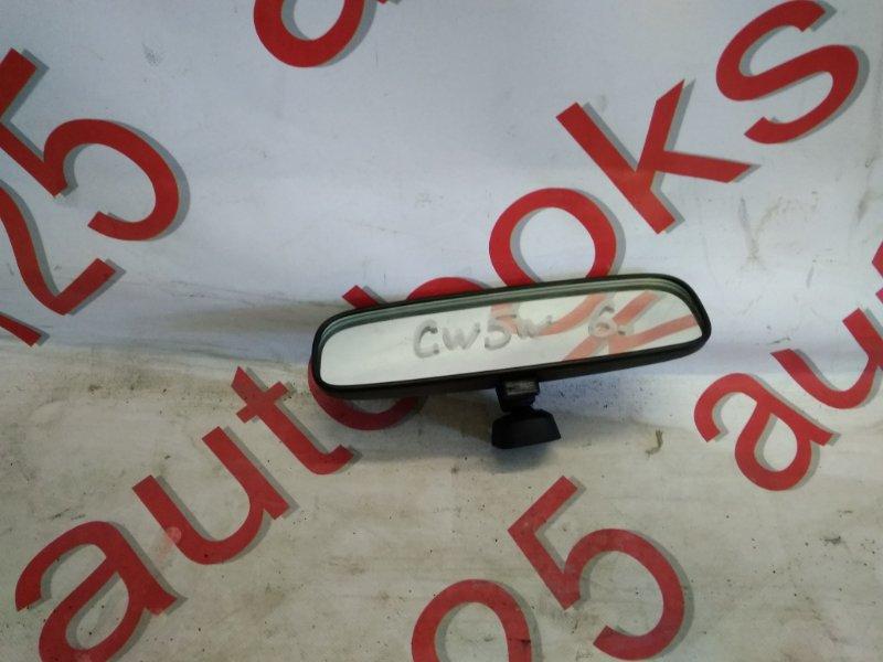 Зеркало салона Mitsubishi Outlander CW5W 4B12 2007