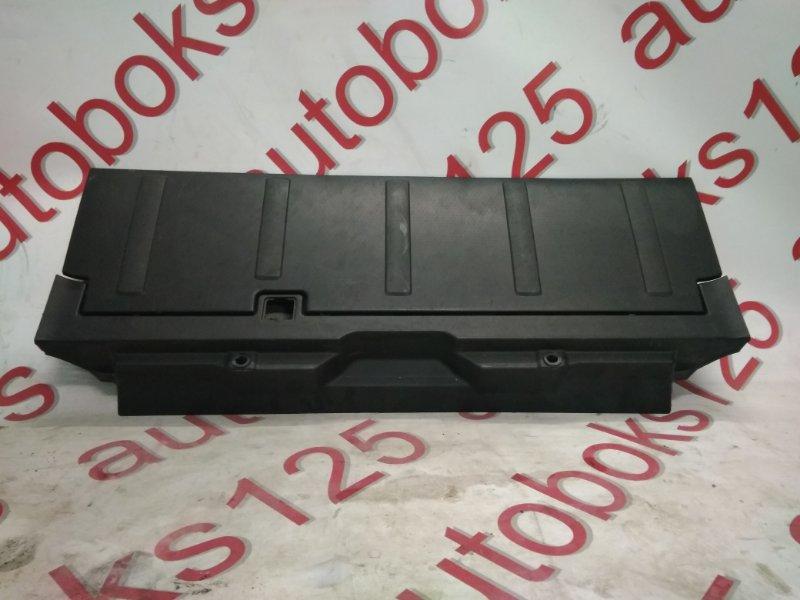 Обшивка багажника Mitsubishi Outlander CW5W 4B12 2007 задняя