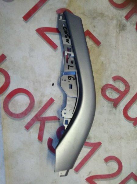 Консоль центральная Mitsubishi Outlander CW5W 4B12 2007 левый