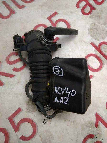 Патрубок воздушного фильтра Toyota Camry ACV40 2AZFE 2006