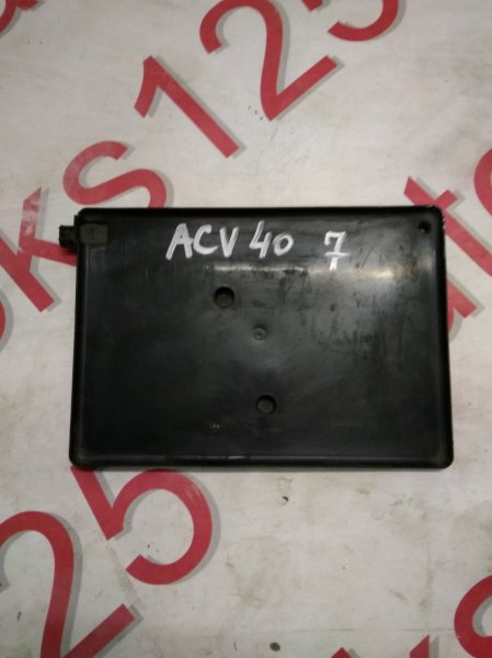 Подставка под аккумулятор Toyota Camry ACV40 2AZFE 2006