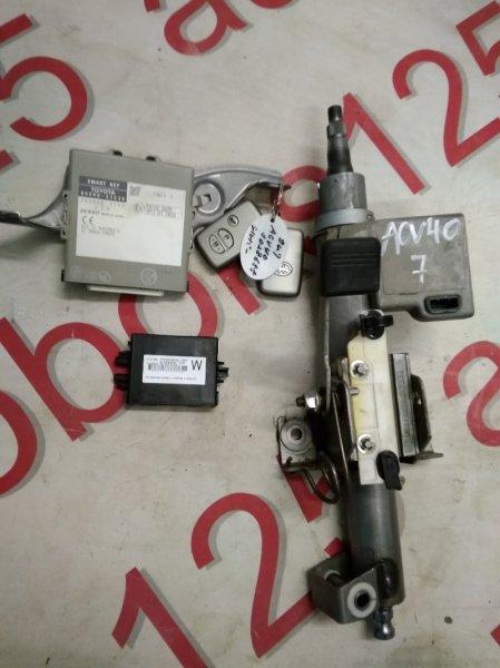 Блок smart key Toyota Camry ACV40 2AZFE 2006