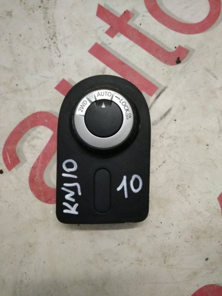 Кнопка включения 4wd Nissan Dualis KNJ10 MR20DE 2008
