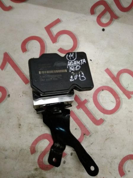 Блок abs Hyundai Avante MD 2013