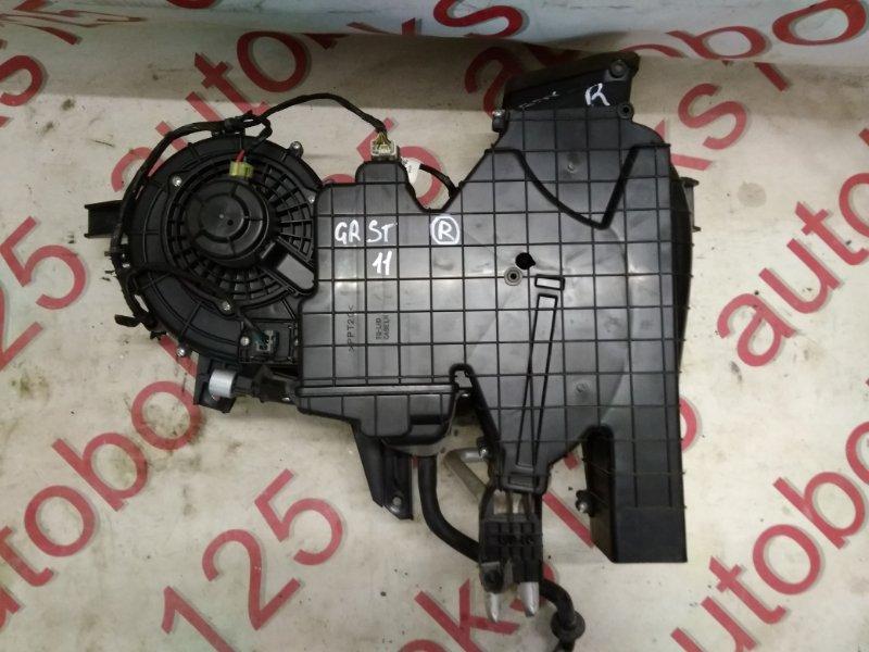Печка салона Hyundai Grand Starex TQ D4CB 2012 задняя