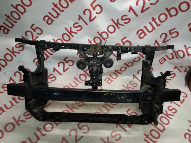 Рамка радиатора Nissan X-Trail NT31 MR20DE 2008
