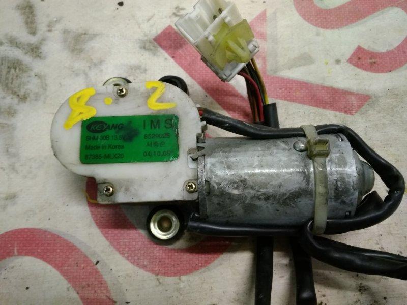 Мотор привода сиденья Ssangyong Actyon Sports DJ D20DT (664) 2010