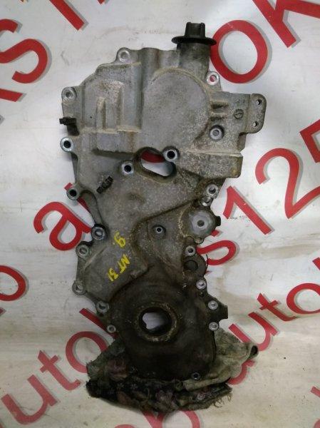 Лобовина двигателя Nissan X-Trail NT31 MR20DE 2007