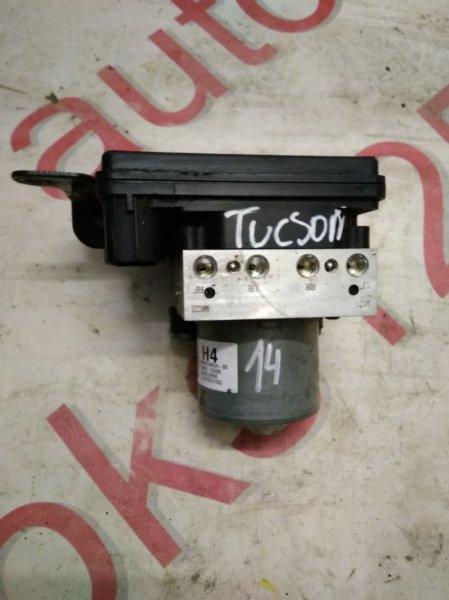 Блок abs Hyundai Tucson 2016