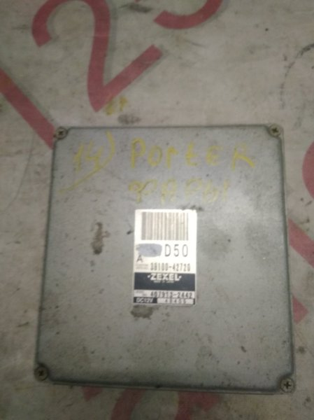 Блок управления фарами Hyundai Porter D4CB 2009