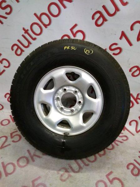 Колесо запасное Nissan Terrano PR50 TD27TI 1997