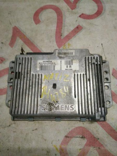 Блок управления Daewoo Matiz