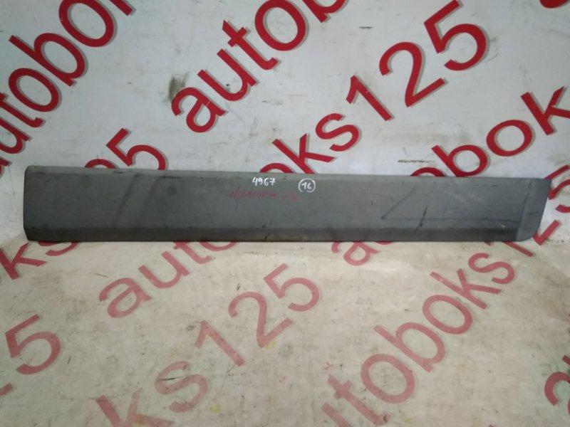 Молдинг на дверь Daewoo Winstorm KLAC Z20S 2008 передний правый
