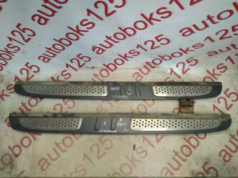 Подножка Daewoo Winstorm KLAC Z20S 2008