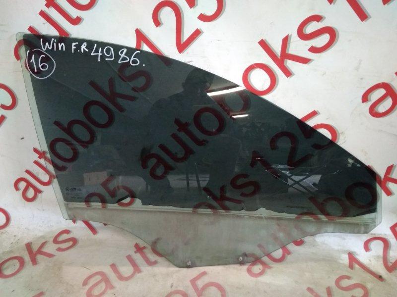 Стекло двери Daewoo Winstorm KLAC Z20S 2008 переднее правое